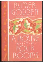 A House With Four Rooms  (signed 1st edition )  Rumer Godden
